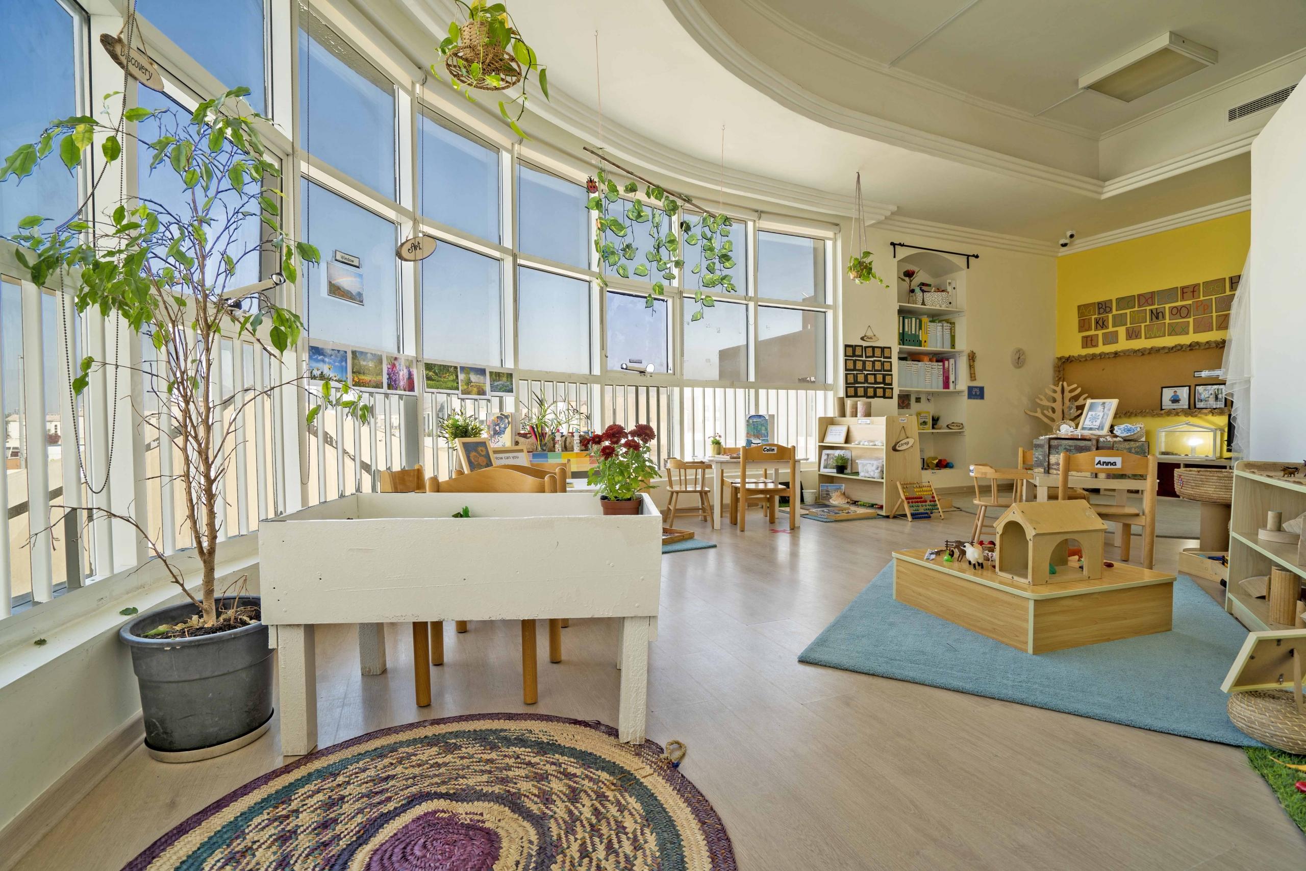 Odyssey Khalifa Classroom