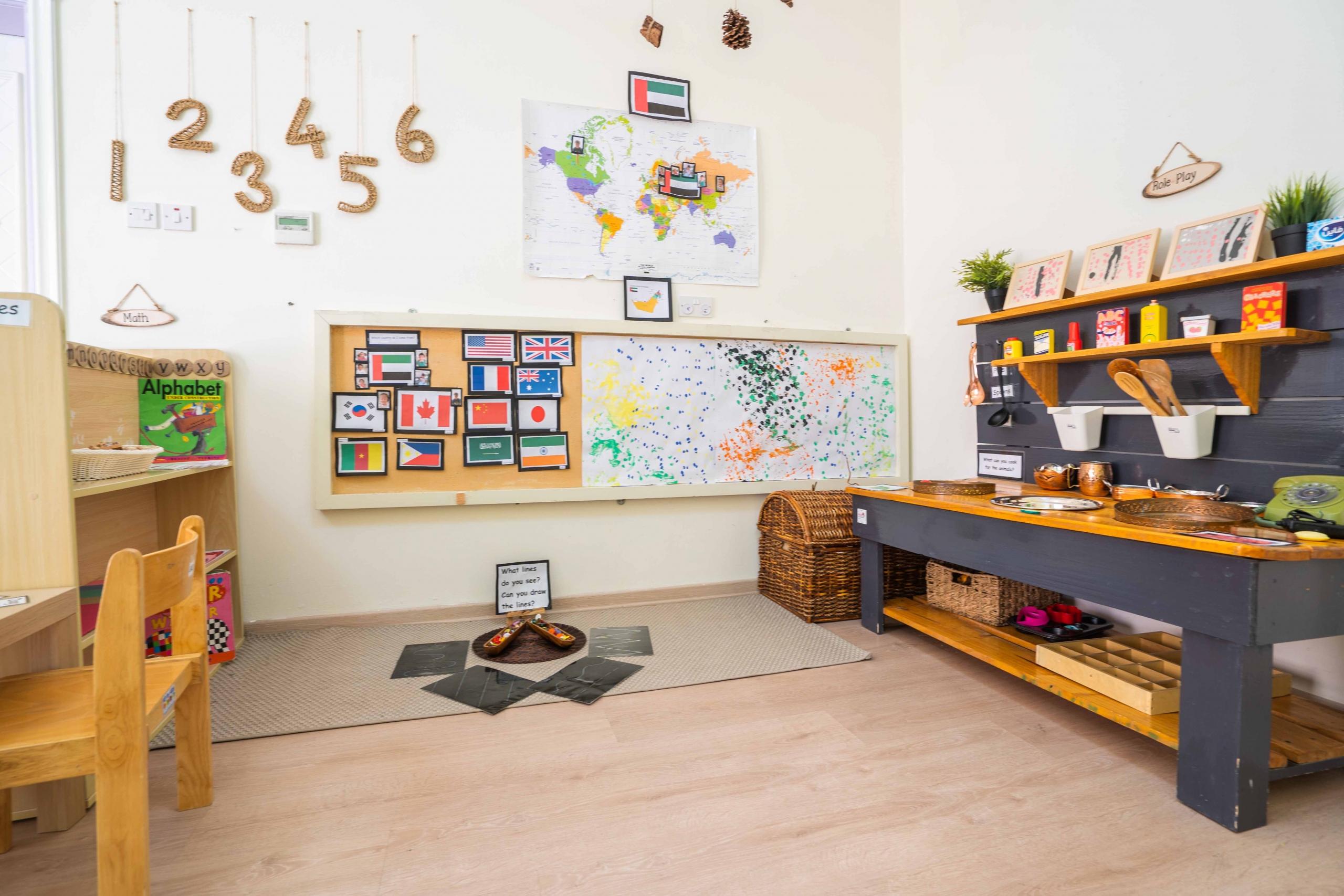 Khalifa classroom 5