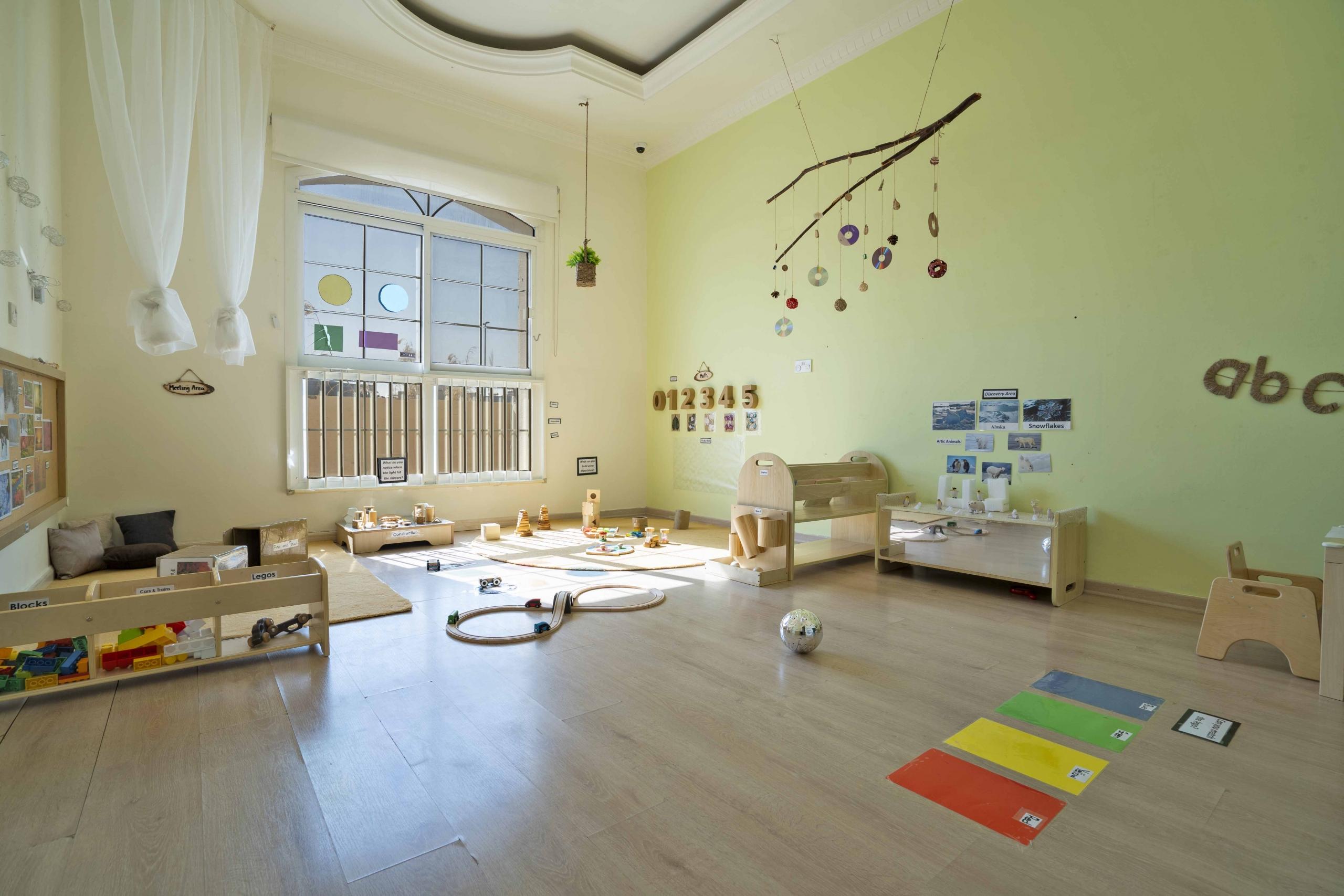 Khalifa classroom 8