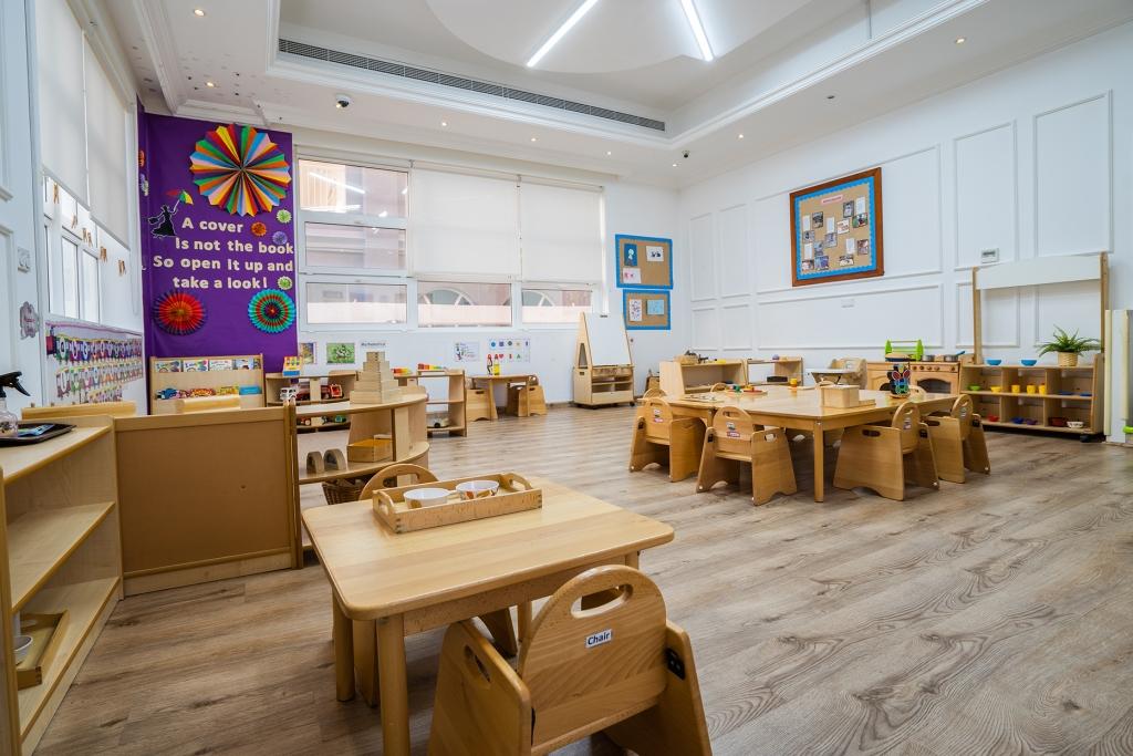 RWN Al Bateen classroom 1