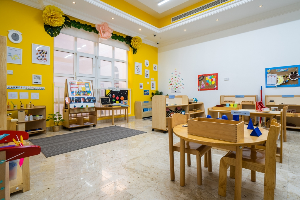 RWN Al Bateen classroom 3
