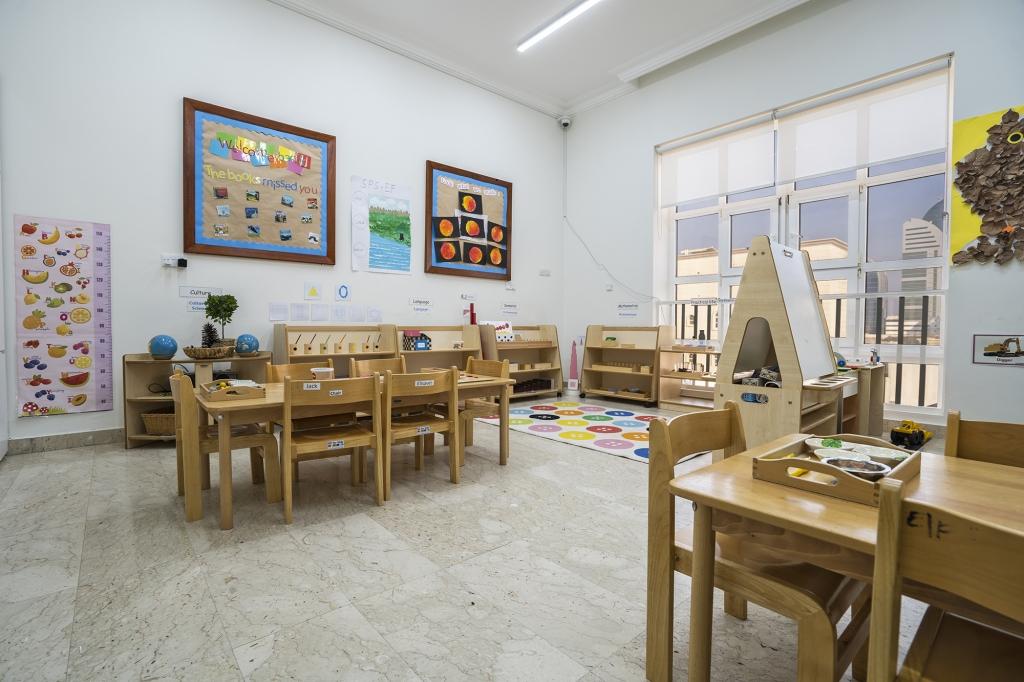 RWN Al Bateen classroom 4