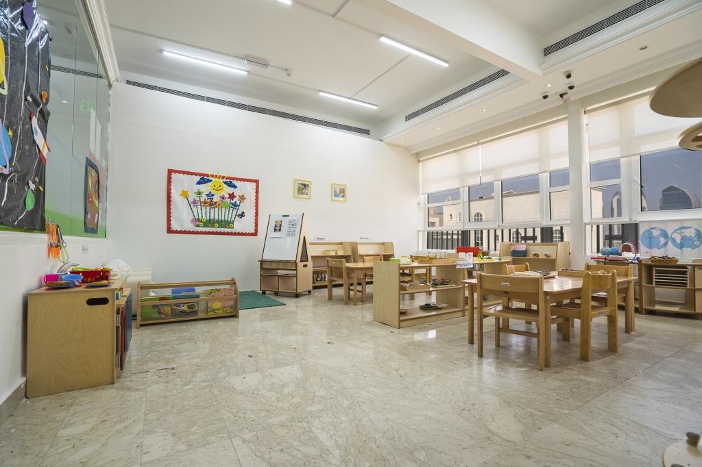 RWN Al Bateen classroom 6