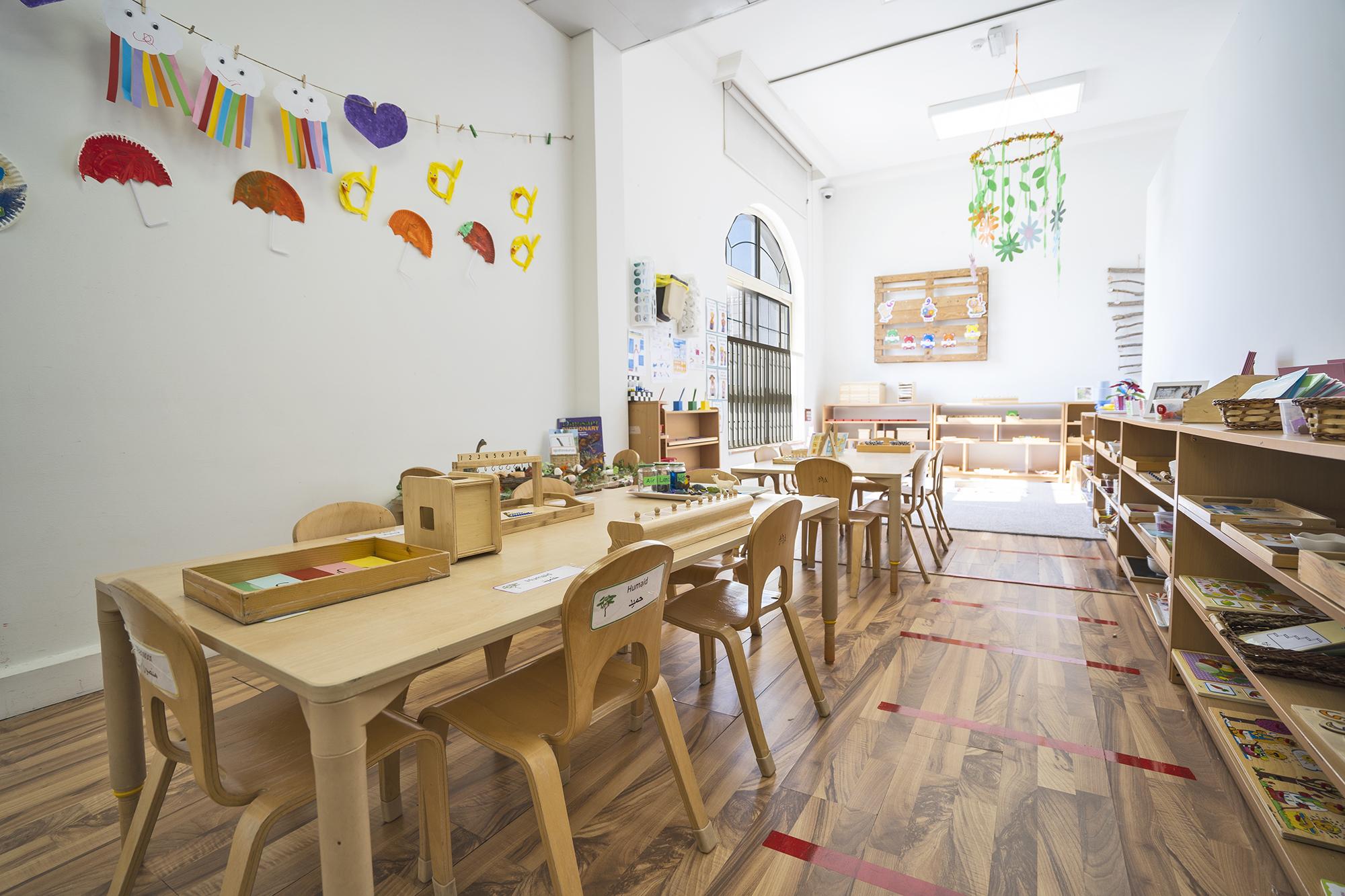 RWN Khalifa Classroom 3