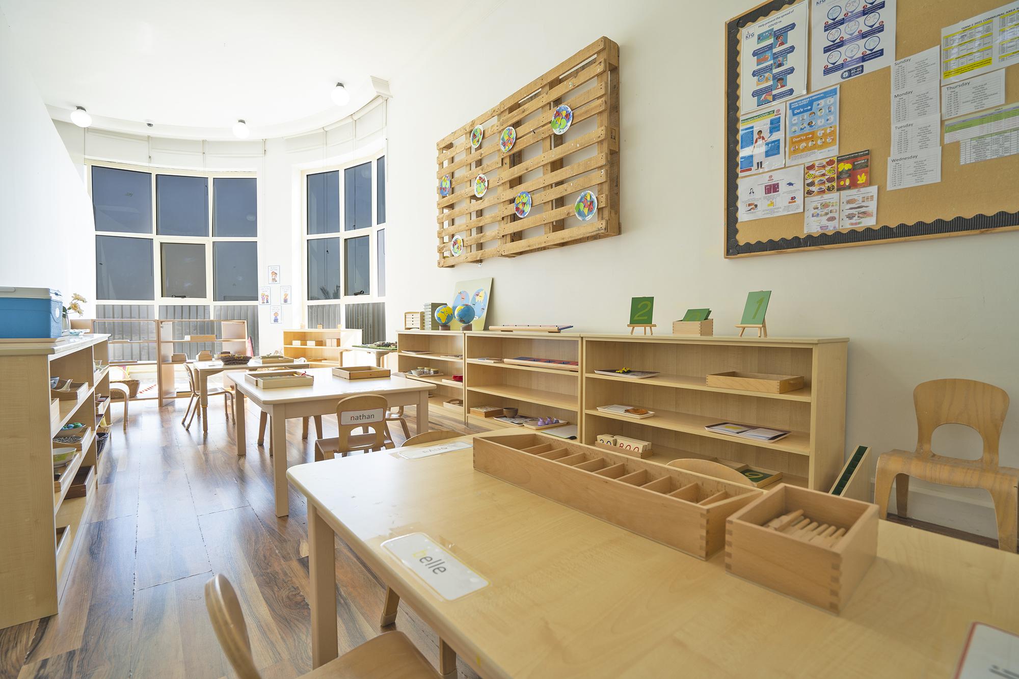 RWN Khalifa Classroom 5