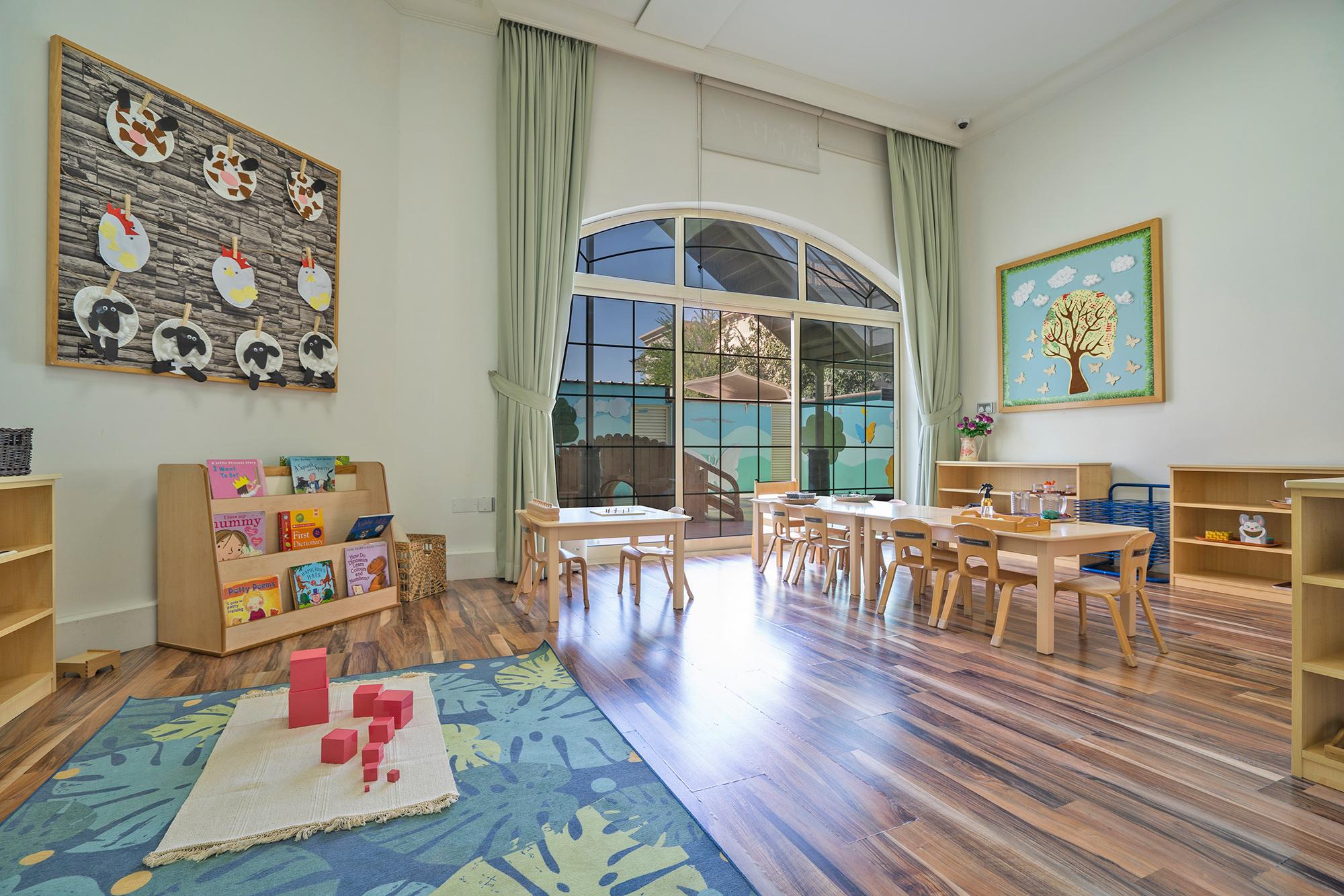 RWN Khalifa Classroom 6