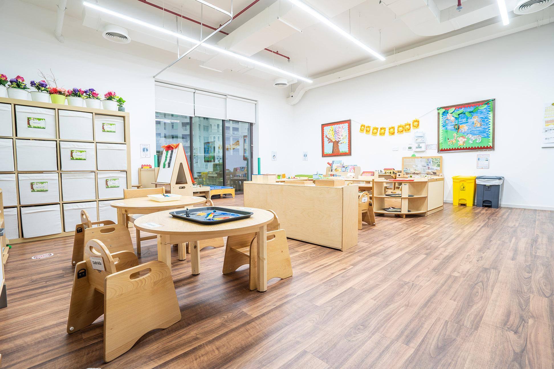 RWN Palm classroom 1