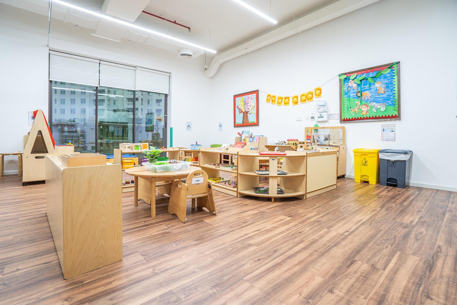 RWN Palm classroom 2