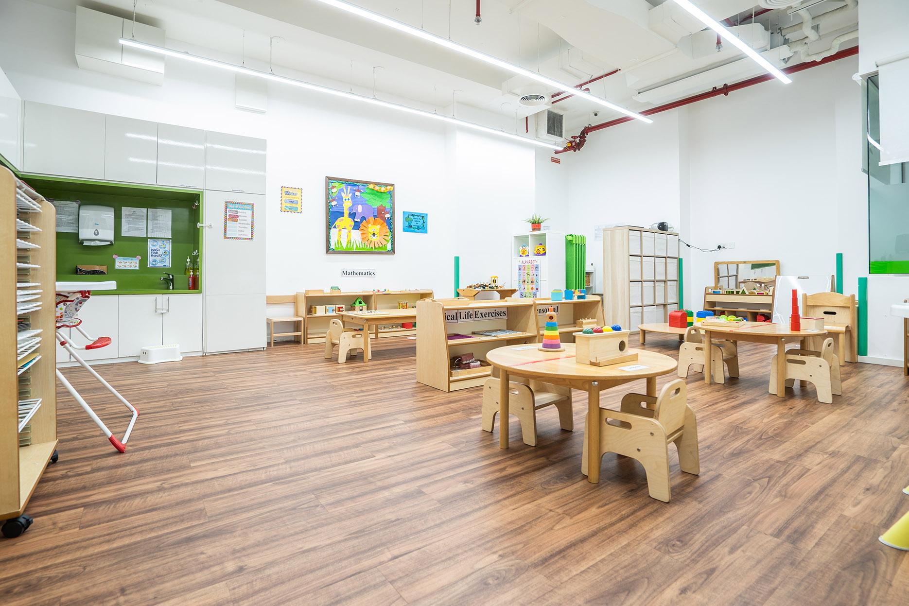 RWN Palm classroom 4