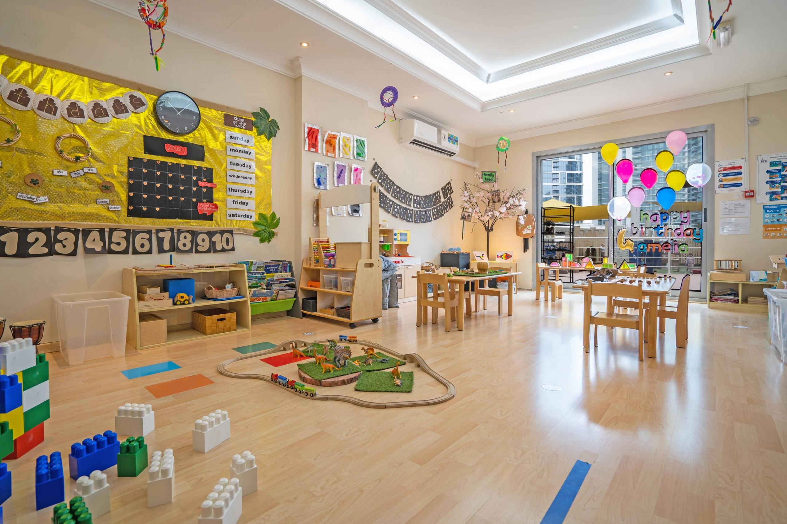WCN Marina classroom 1