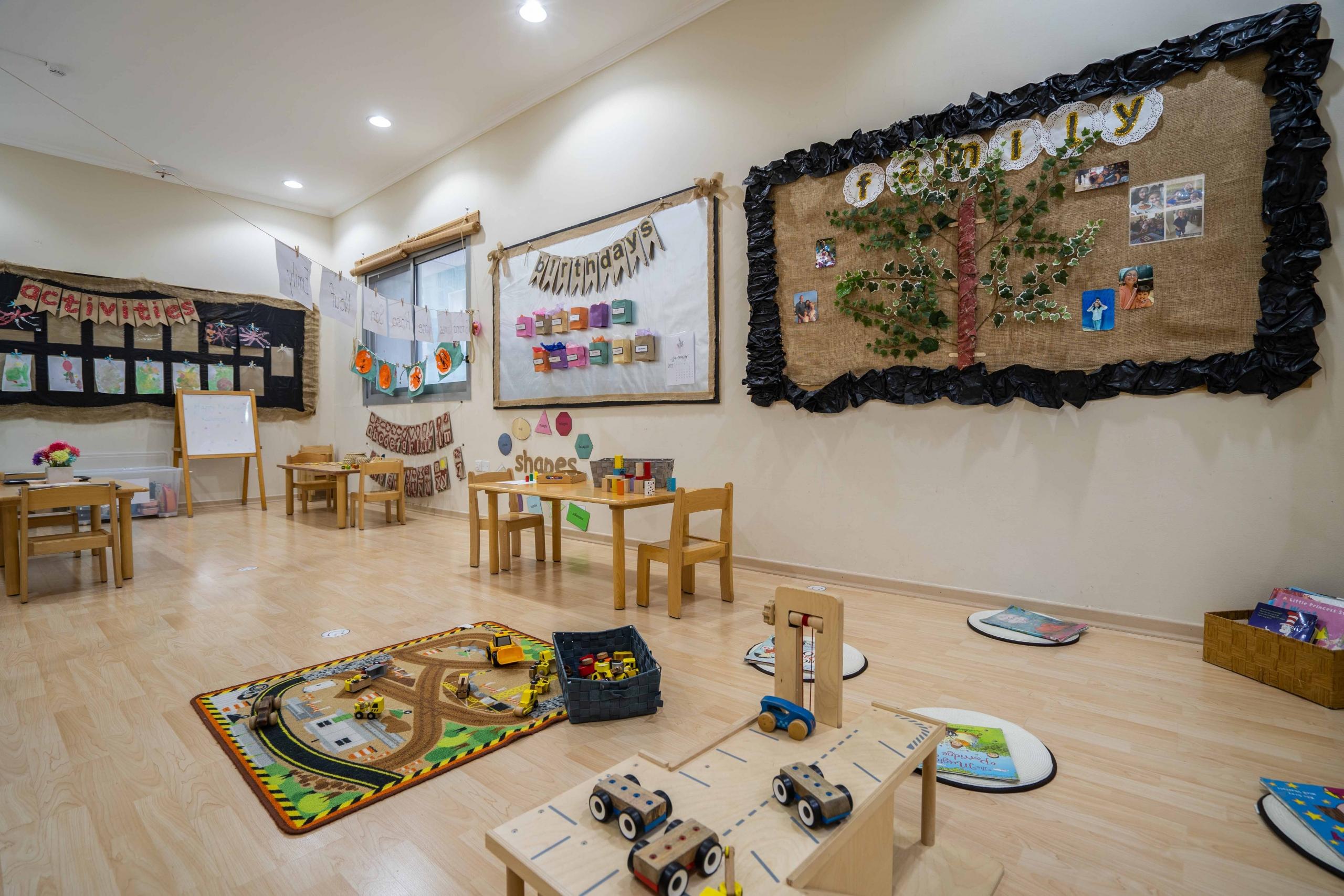 WCN Marina classroom 10