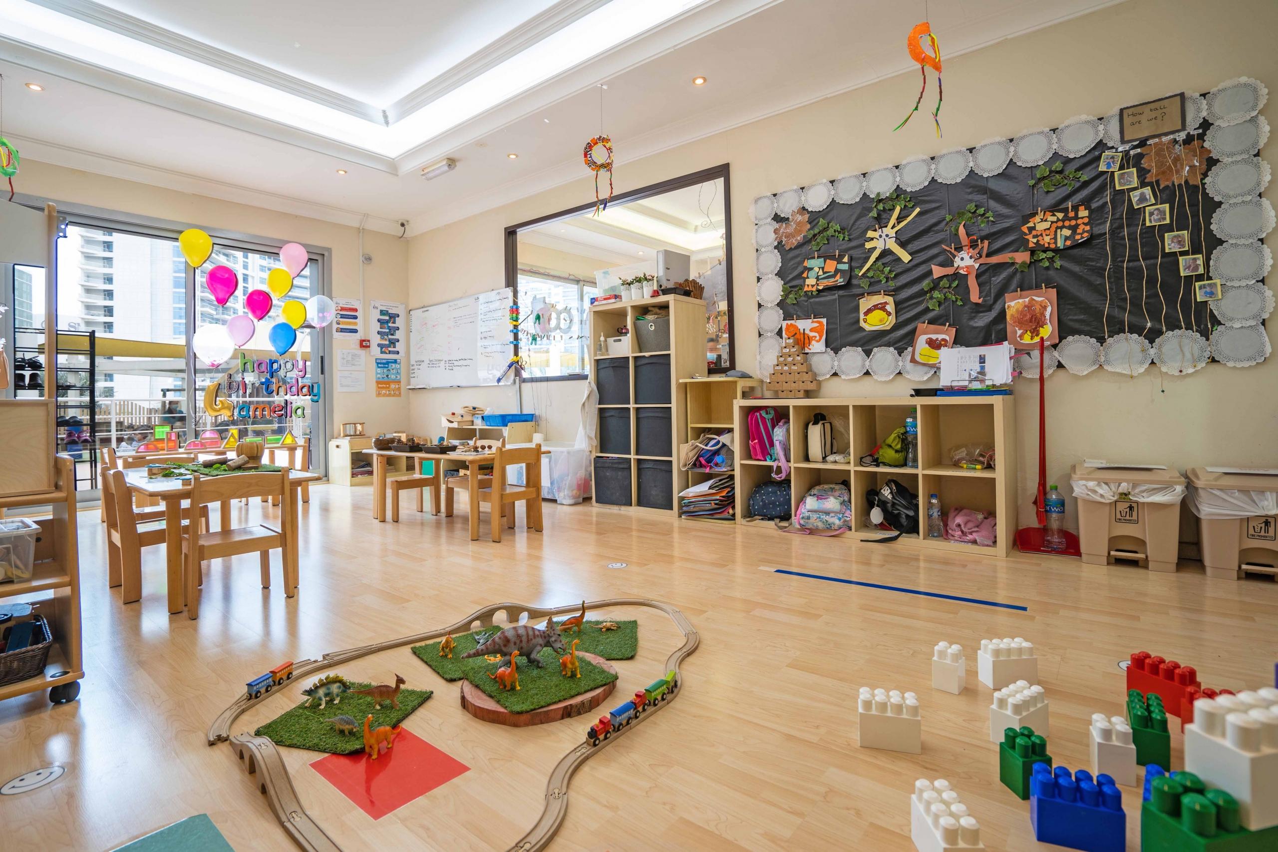 WCN Marina classroom 2