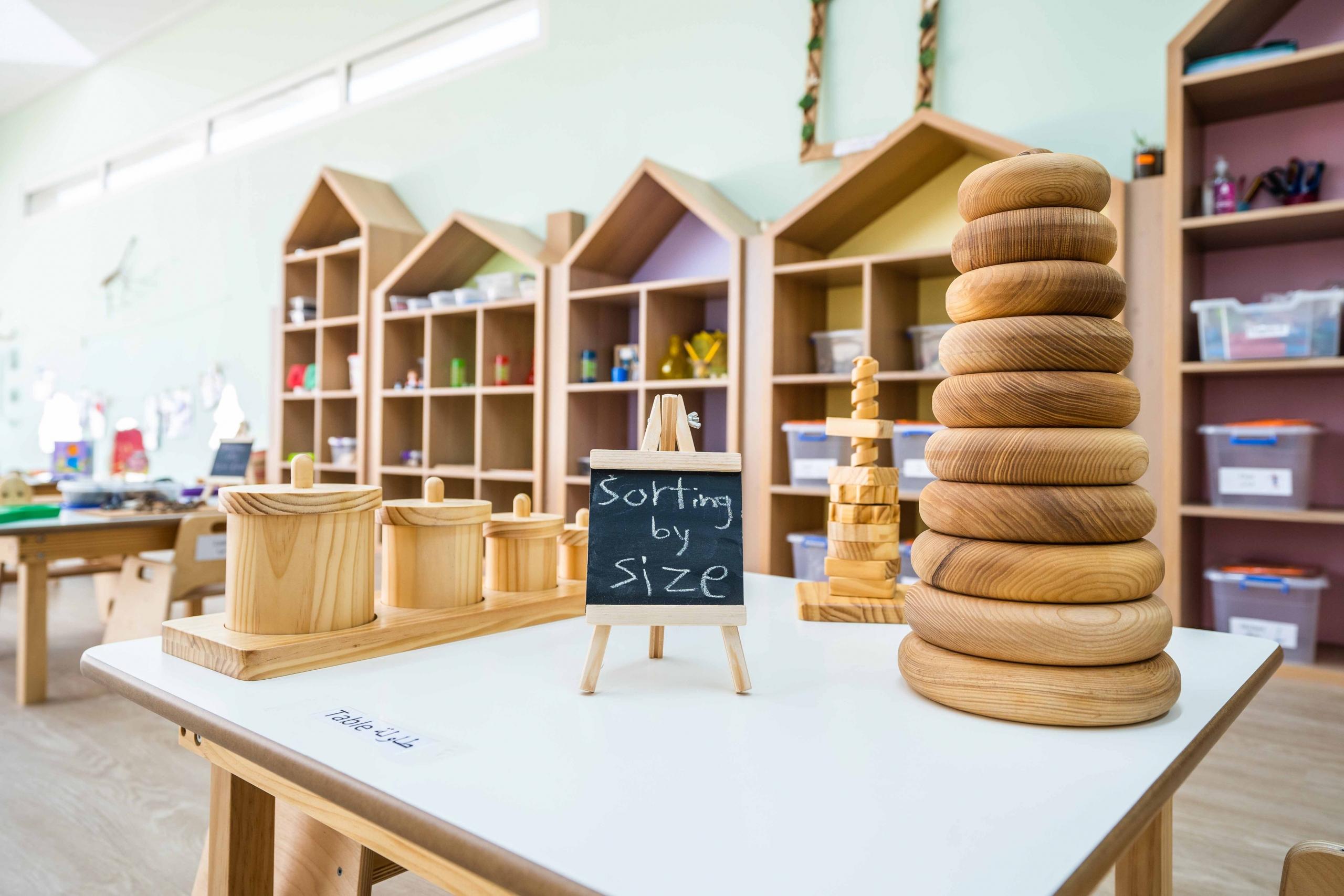 Odyssey Mushrif classroom 10