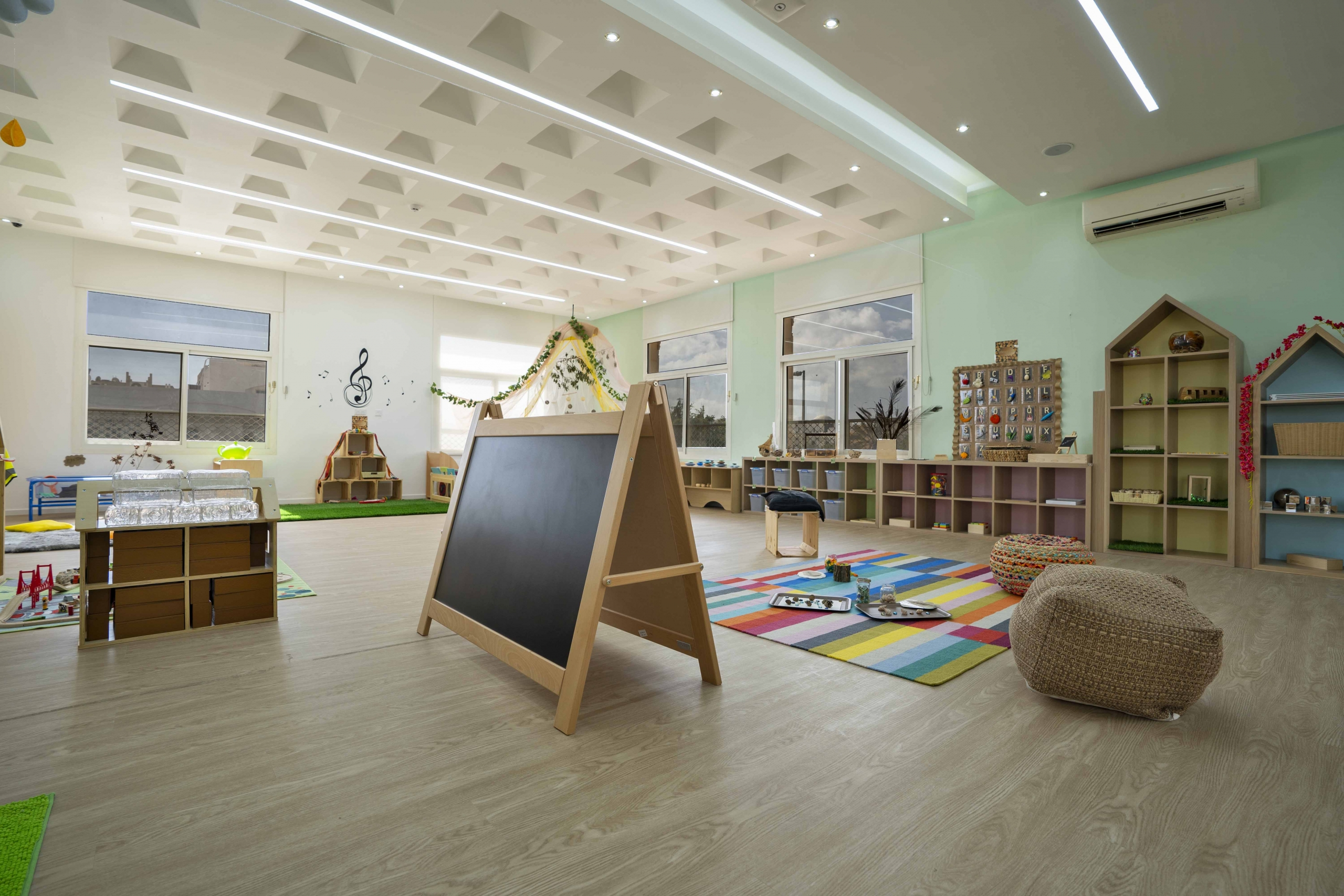 Odyssey Mushrif classroom 9